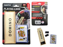 72 of Playing Card 2pcs + Dominoes