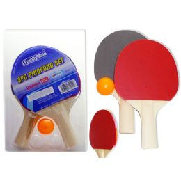 72 of 3 Piece Ping Pong Set