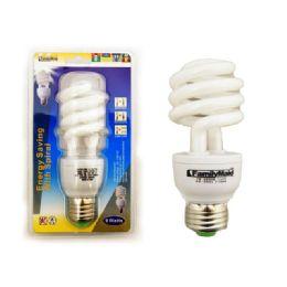 72 of 9 Watt Energy Saving Light Bulb