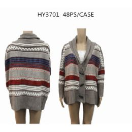 24 of Ladies Fashion Winter Sweater
