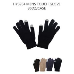 72 of Mens Touch Screen Gloves