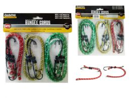 96 of 6 Piece Bungee Cords