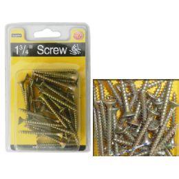 "72 of 1 3/4"" Long Screws"