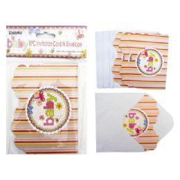 144 of Invitation Card 8pc Envelopes
