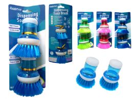 96 of 2 Piece Dish Washer Scrubber