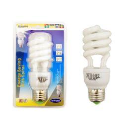 72 of 11 Watt Energy Saving Light Bulb