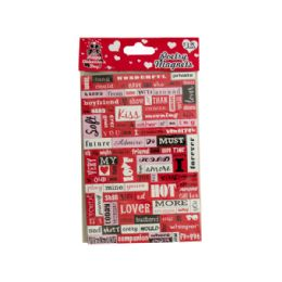 144 of Valentine's Day Poetry Conversation Magnets
