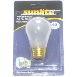 120 of Appl Lite Bulb Soft Wht 40w