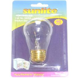 120 of Appl Lite Bulb Clear 40w