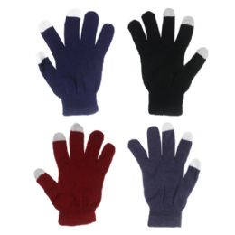 72 of Glove ( Touch Screen Gloves ) Assorted Color