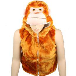 12 of Kids Animal Monkey Jacket With Hat