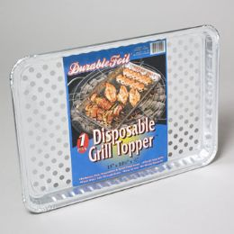 120 of Aluminum Grill Topper