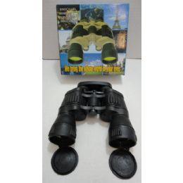 24 of Black Binoculars With Cloth Case