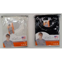 48 of 2 Pc Thermal Set 65% Cotton And 35% Polyester For Men Waffle Feel