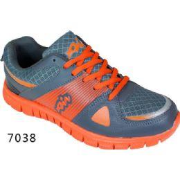 12 of Mens Running Sneakers Gray And Orange