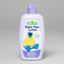 288 of Sesame Street Night Time Baby Lotion 10 oz