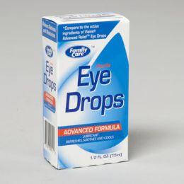 96 of Eye Drops .5 Oz Advanced Formula