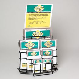 2 of Document Protector/vinyl Asst Sizes In 175pc Display