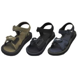 36 of Boys Assorted Strap On Sandals