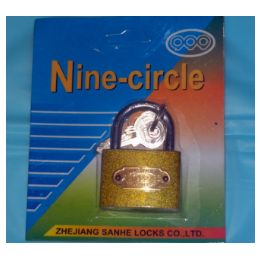 144 of 50mm Pad Lock,