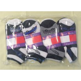360 of Children's Ankle Socks Size:6-8