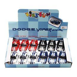 24 of Die Cast Dodge Viper