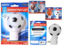 96 of Led Night Light 4 Assorted Design