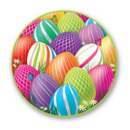 """72 of Easter 9"""" Plate - 8ct."""