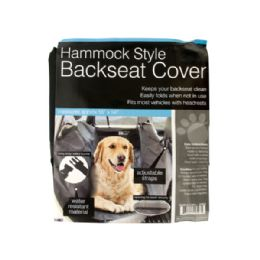 6 of Hammock Style Backseat Cover