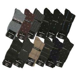 108 of James Fiallo Men's Printed Dress Socks