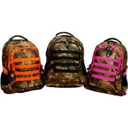 12 of Hunting BackpacK-Pink Trim