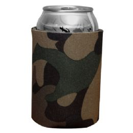 144 of Insulated Can Or Beverage Holder Retro Camo
