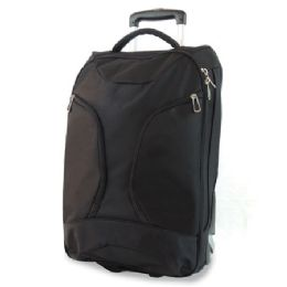 "2 of 1680 Ballistic Polyester Rollabord Duffle 22"" X 12"" X 10""- Black"