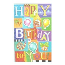 180 of Single Birthday Card