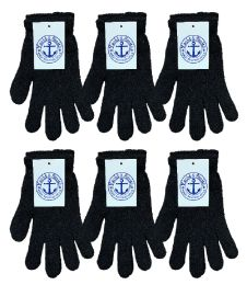 36 of Yacht & Smith Unisex Black Magic Gloves