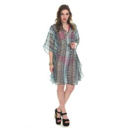 24 of Womens Chiffon Cover up