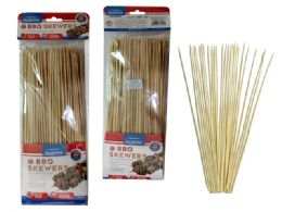 72 of 200 Piece Bamboo Skewers