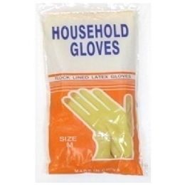 144 of Latex GloveS-Thick Quality SizE-Large