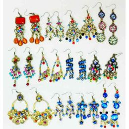60 of Retro Vintage Earring With Stones