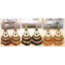 96 of Bohemian Chandelier Long Dangle Earrings