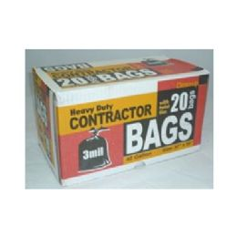 12 of Contractor Trash Bags