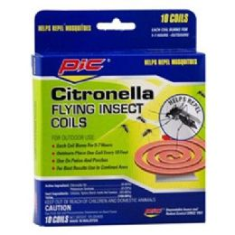48 of 4pk Citronella Coils