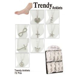 72 of Trendy Anklets