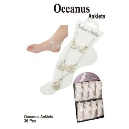 36 of Oceanus Anklets