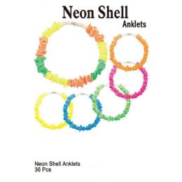72 of Neon Shell Anklets