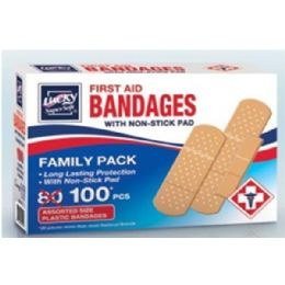 144 of First Aid Bandages