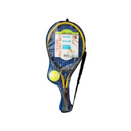 6 of Kids Tennis Racket Set With Ball