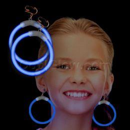 300 of Glow Earrings - Blue