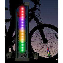 72 of LED Bicycle Kaleidoscope Light