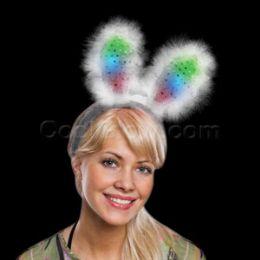 72 of LED Bunny Ears Supreme - Black